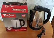 Продам электрический чайник Tefal 2.2 литра 2000w Алматы