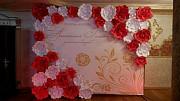 Баннер на свадьбу на день рождения в алматы Алматы