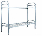 Металлические кровати, кровать металлическая односпальная кровать Алматы
