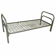 Купить металлическую двухъярусную кровать, металлические кровати фото Костанай