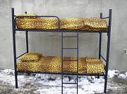 Металлические кровати, кровать металлическая с матрасом Нур-Султан (Астана)