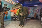 Дрессированый динозавр Нур-Султан (Астана)