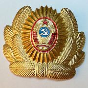 Новая советская кокарда Мвд до 93 года Алматы