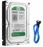Western Digital WD Green Desktop 500 GB (WD5000AZRX) Щучинск