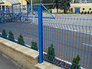 Ограждение 3D для спортивных площадок Алматы