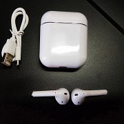 Продам беспроводные наушники, копия Airpods для всех телефонов c Bluet Алматы