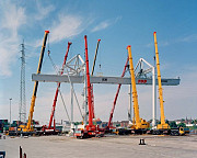 Аренда автокрана 100, 200 тонн, 250 тонн, 300 тонн, 400 тонн, 500 тонн Алматы
