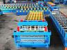 Автоматический двухъярусный станок по производству профнастила