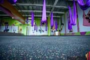 Рулонное покрытие для фитнес залов Алматы