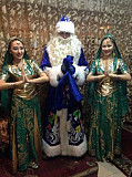 Дед Мороз и Снегурочка на корпоратив Нур-Султан (Астана)