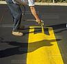 Краска для дорожной разметки - желтая Алматы