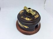 Изолятор керамический для ретро провода Алматы