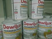 Dewilux 2, 5 л - турецкая краска с молотковым эффектом Алматы