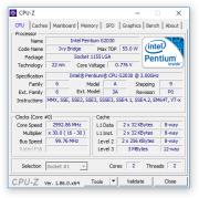Процессор Intel Pentium G2030: LGA1155, 2 ядра, 3GHz, Ivy Bridge доставка из г.Шымкент