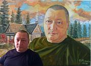 Портрет по фото - лучший подарок к любому празднику и торжеству Алматы