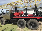 Буровая установка Урб 2.5 А на базе Зила 131 с инструментом полный комплект Нур-Султан (Астана)