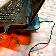"""Продам охлаждающую подставку Notebook Cooling Pad для ноутбука до 17"""" Алматы"""
