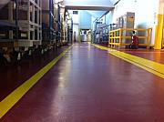 Устройство промышленных полов любой сложности: материалы и работы Уральск