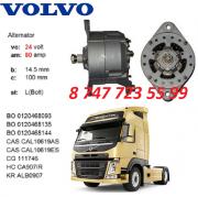 Генератор Volvo Fm12, Fh12 3986429 Алматы