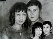 Портрет влюбленных Быстро и качественно, недорого, с оформлением. Алматы