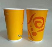 Бумажные стаканы 400 мл Алматы