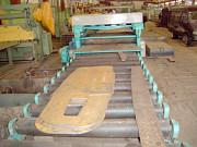 Листоправильная машина Млч 1725 для выравнивания (правки) листового металла и заготовок из него Караганда