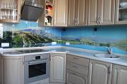 Фартуки из стекла для кухни Нур-Султан (Астана)