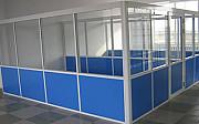 Офисные перегородки из стекла Нур-Султан (Астана)