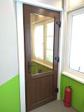 Входные пластиковые двери Rehau Алматы
