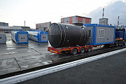 Резервуар горизонтальный стальной подземный утепленный Алматы