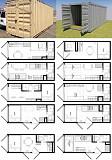 Изготовление Блочно-модульных зданий и Блок-контейнеров, город Костанай Костанай
