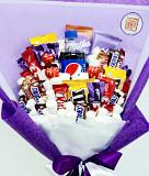 Оригинальные подарки, съедобные букеты для мужчин, женщин и детей Усть-Каменогорск