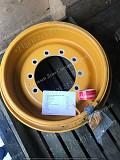 Диск колеса для автогрейдера Volvo G946, G976 доставка из г.Алматы