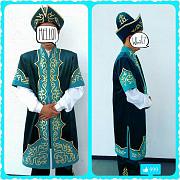 Прокат Мужских Казахских нац-ных костюмов и Шапанов Нур-Султан (Астана)