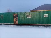 Сдам в аренду контейнер 40 тн. 12 м. х 2, 5 м. В месяц 30000 тг. Утепленный, пластиковые окна и желе Актобе