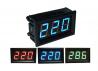 Вольтметр переменного напряжения AC 220 В 70-500 В Алматы