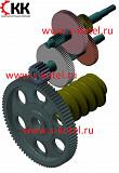 Запасные части привода Птб-1200 За границей
