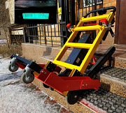 Подъемник лестничный, гусеничный для инвалидов, электрический, 24v 200w, новая модель: Yhr-ld02 Алматы