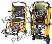 Подъемник лестничный, гусеничный для инвалидов, электрический, складной, мобильный 24v 200w.model DW Алматы