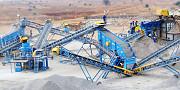 Дробильные установки и мельницы Алматы