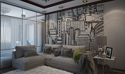 Дизайн квартир и домов Алматы