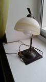 Продам настольную лампу с ажурным основанием Павлодар