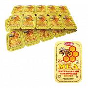 Порционный мёд в паках стиках Алматы