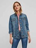 Куртка джинсовая женская Алматы
