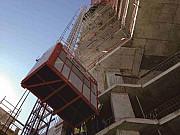 Строительные лифты и подвесные платформы Алматы