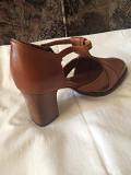 Туфли кожаные женские Костанай