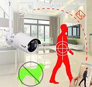 IP Smart Cctv камера высокого разрешения Zjuxin доставка из г.Алматы