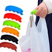 Силиконовая ручка для переноски пакетов/сумок доставка из г.Шымкент