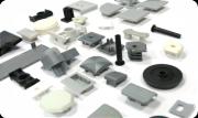 изделия из пластмассы, изделия из резины, из силикона, из металла и др Алматы
