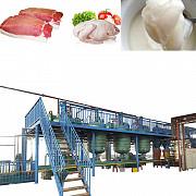 Оборуование для переработки и вытопки животного жира, сала в пищевой, технический и кормовой жир Алматы